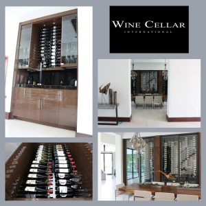 Bay Colony Modern Transitional Residential Wine Cellar.jpg