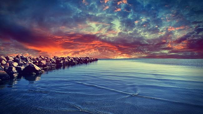 10Балтийское-море