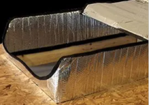 Stairway Insulator - Stop Attic Heat - Stop Air Conditioning Loss.png