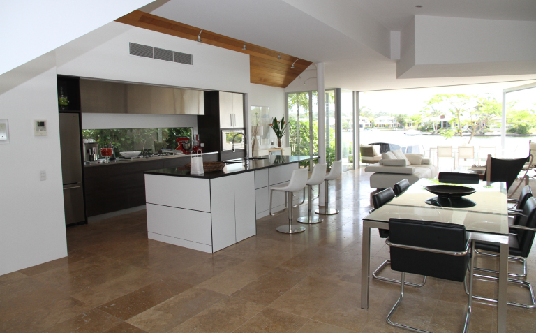 Concrete-Floor-with-Tile-Design-in-a-Local-Kitchen