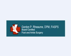 Gordon P. Rheaume, DPM, FASPS.png